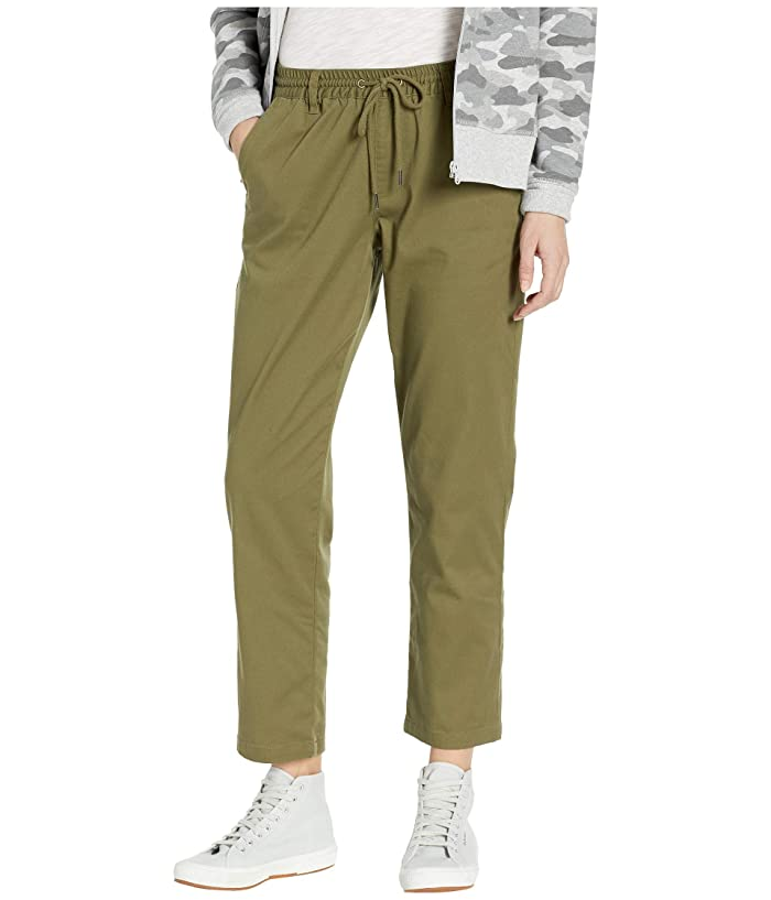 Volcom Frochick Travel Pants (Vineyard Green) Women