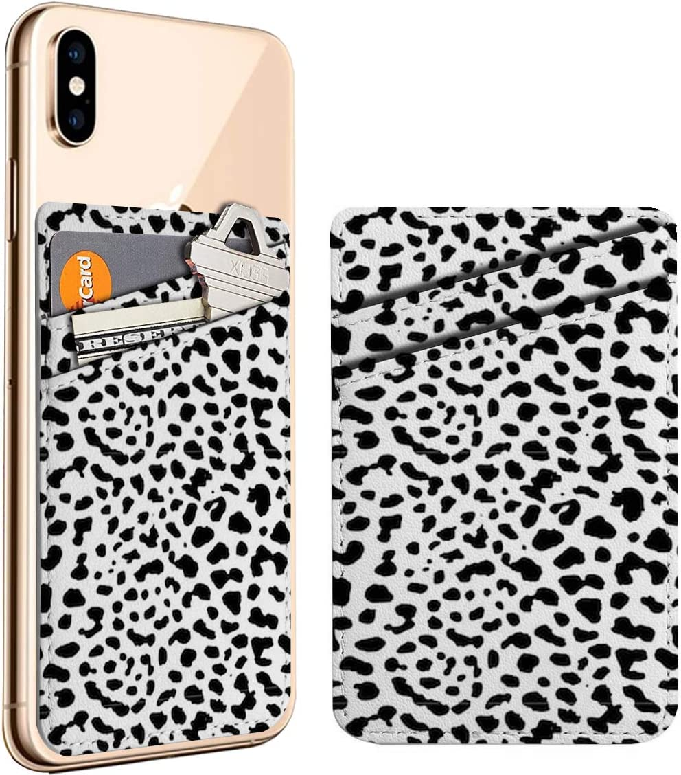 Dalmatian Dog Spot Courier shipping free shipping Cell Sale item Phone Stick On Card Leather Credit ID