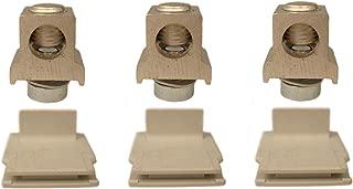 ABB KT3100-3 Breaker, Molded Case, Terminal Lugs, T3 Frame, 14-1/0AWG