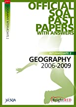Geography Intermediate 2 SQA Past Papers 2009
