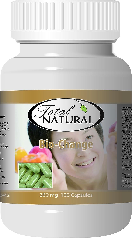 Bio-Change 360mg 100c 12 Bottles Columbus Mall Time sale by Healt Women Natural Total