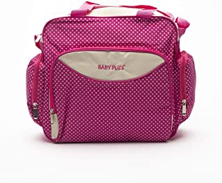Baby Plus Diaper Bag for Babies, Pink