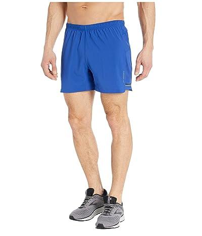 Brooks Sherpa 5 Shorts (Cobalt/Cobalt/Academy) Men
