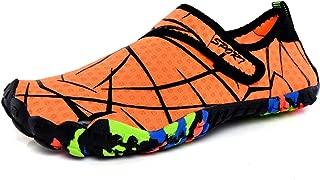 Vicamelia Mens Womens Water Sports Shoes Quick Dry Lightweight Barefoot Aqua Socks for Outdoor Beach Swim Pool Yoga