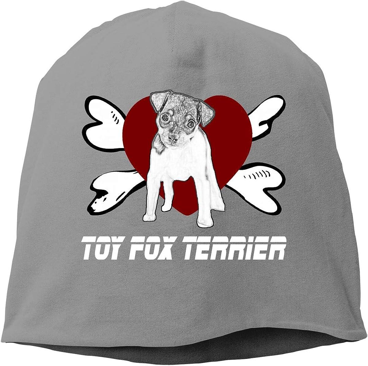 Super sale Heart Shape Dog Manufacturer OFFicial shop Bone Toy Fox Cap Hedging Beanies Unisex Terrier