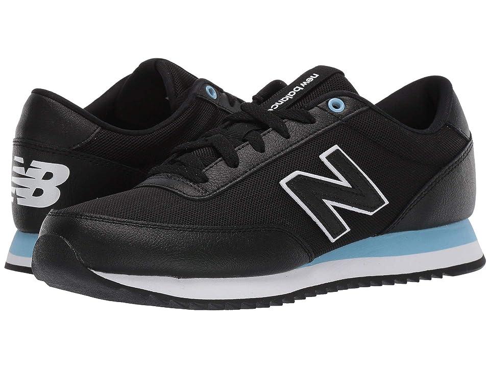 New Balance Classics 501 (Black/White) Men's Classic Shoes