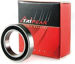TRiREAK Ceramic Hybrid Bearing Grade 5 Si3N4 / #6803 (17 x 26 x 5 mm)