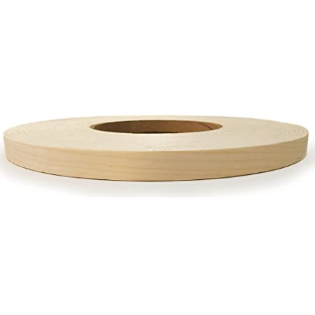 Edge Supply Birch 3 4 X 250 Roll Of Plywood Edge Banding Pre Glued Real Wood