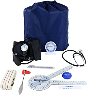 PT Student Kit with standard items. Bubble inclinometer