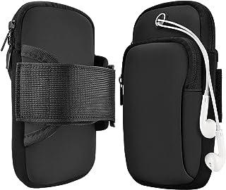 Armtasche Handy Armband joggen Armband Handy Sportarmband Armtasche Arm JoggingTasche Sportarmband kompatibel Armband Tele...