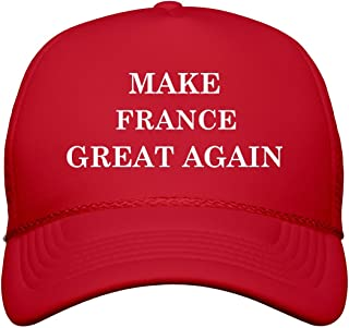 FUNNYSHIRTS.ORG Make France Great Again: Snapback Trucker Hat