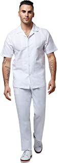 Men's Linen Shirt Pant Set