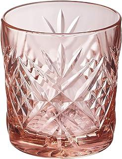 Arcoroc Lot de 6 verres en verre résistant de forme basse 30 cl BROADWAY ROSE ARC