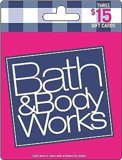 Bath & Body Works Multipack Gift Card