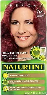 NATURTINT HAIR COLOR,7M,MHGNY BLOND, 5.28 FZ