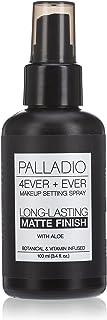 Palladio 4Ever + Ever Setting Spray - Matte Finish