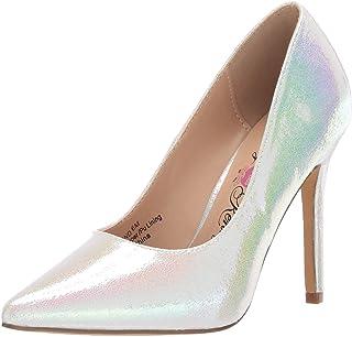 4eb1d76fa9e2c White Women's Pumps & Heels | Amazon.com