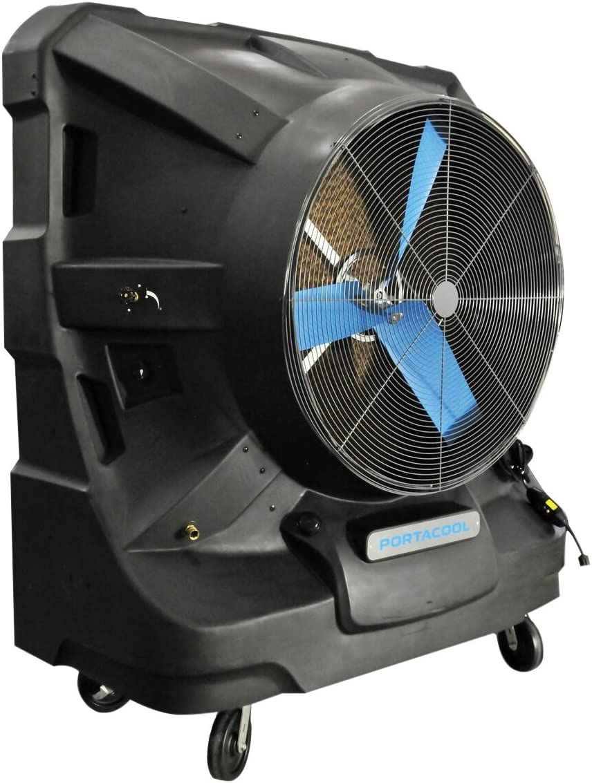 Portacool PACJS2701A1 New mail order Oakland Mall Evaporative Cooler