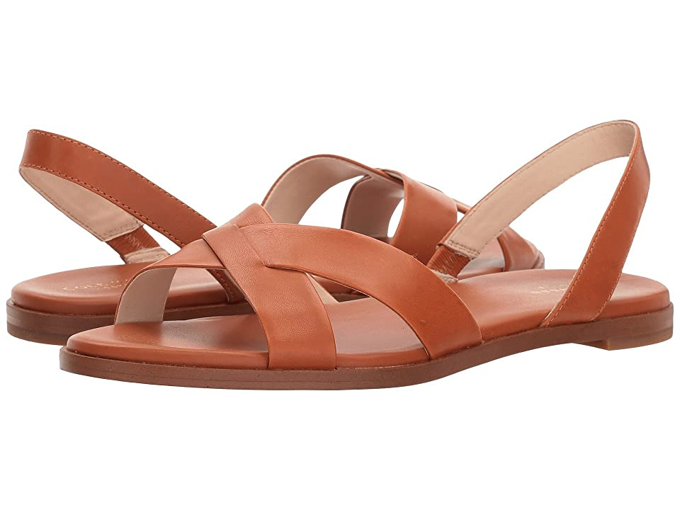 Cole Haan Anica Sling (Pecan Leather) Women