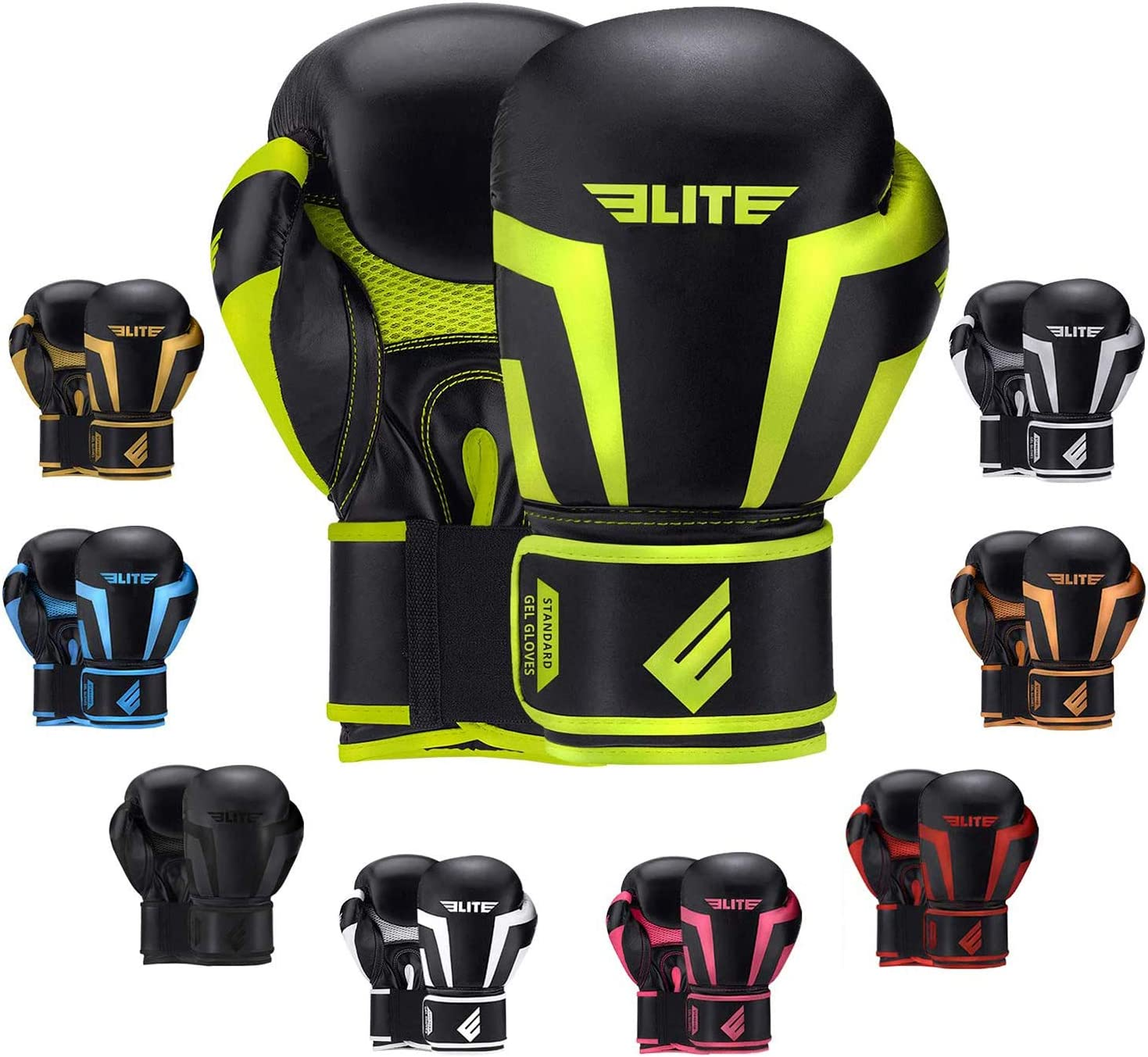 2021 Pro Boxing Gloves for Kids Women service Training Free shipping on posting reviews Glo Men