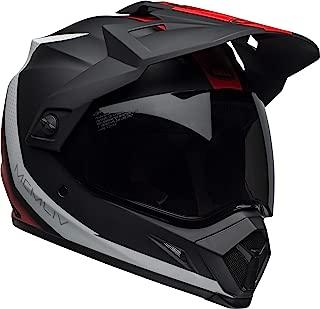 Bell MX-9 Adventure MIPS Full-Face Motorcycle Helmet (Switchback Matte Black/Red/White, XX-Large)