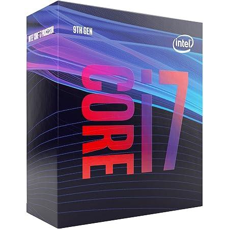 Intel Core i7-9700 Desktop Processor 8 Cores up to 4.7 GHz LGA1151 300 Series 65W