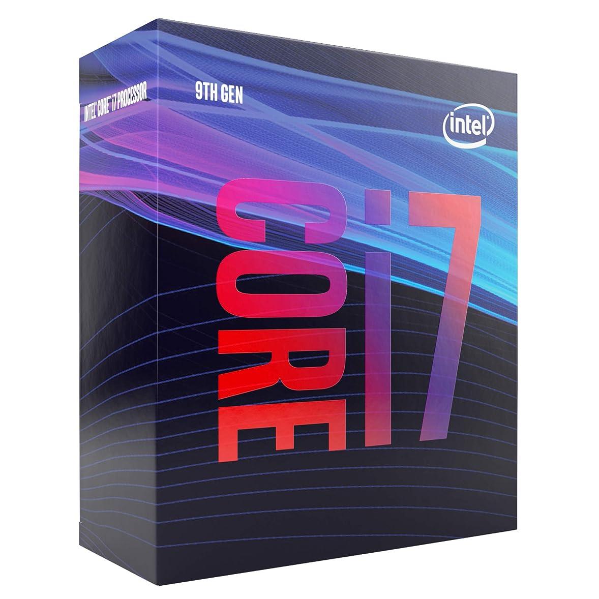 ライムスプーン割り当てIntel 第9世代 CPU Coffee Lake-S Refresh / 3.00GHz(Turbo 4.70GHz) / LGA1151 BX80684I79700【BOX】【日本正規流通商品】