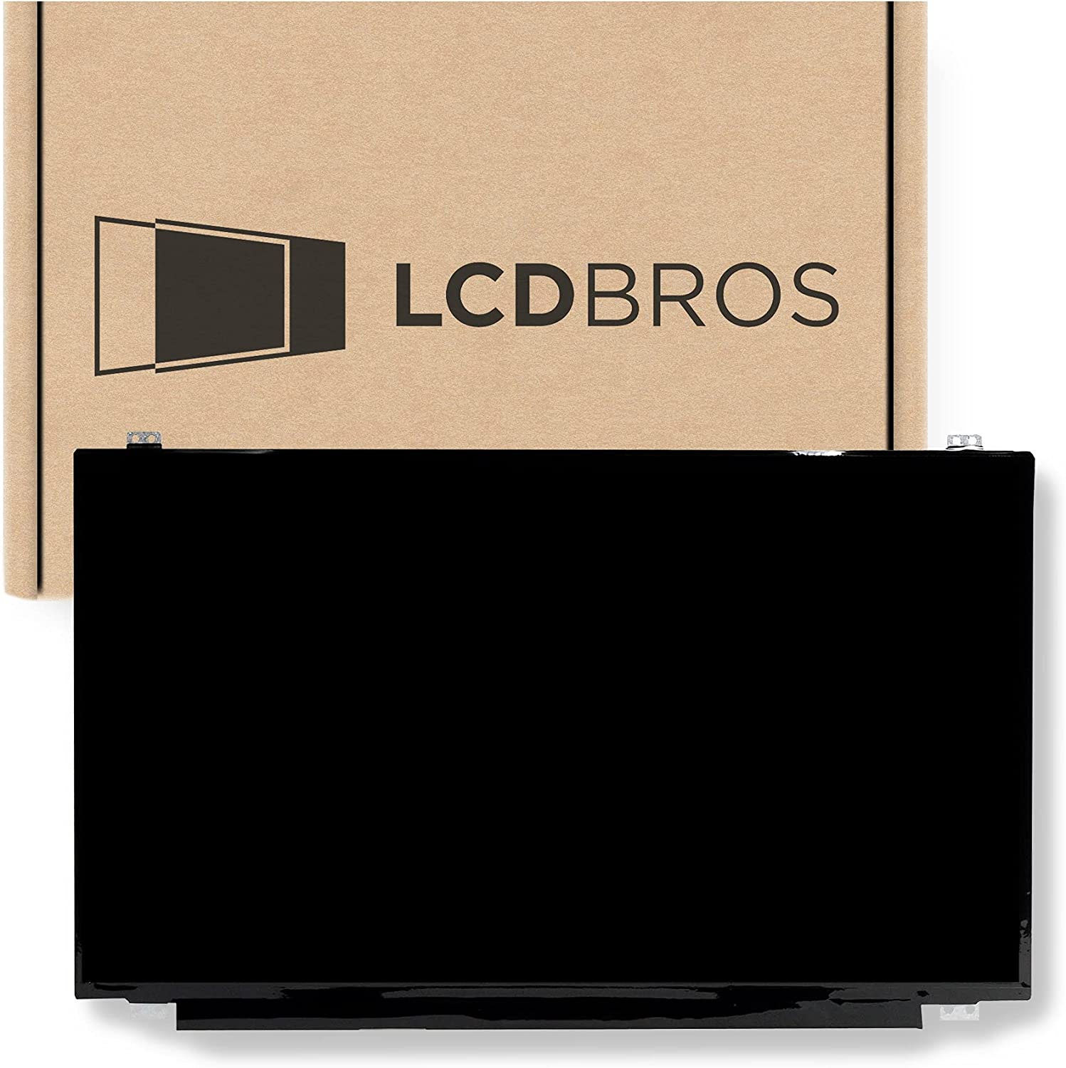 LCDBros Screen Replacement for Lenovo Ideapad 110-15AST HD 1366x768 Glossy LCD LED Display