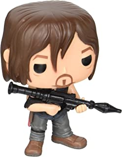 Funko POP Television: The Walking Dead - Daryl (Rocket Launcher) Action Figure