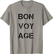 Best bon voyage t shirt Reviews