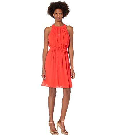 LAUREN Ralph Lauren Georgette Sleeveless Dress Women