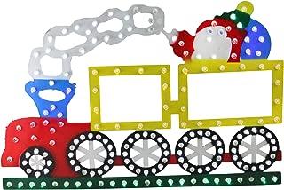Northlight NL04230 Train Christmas Window Silhouette Decoration