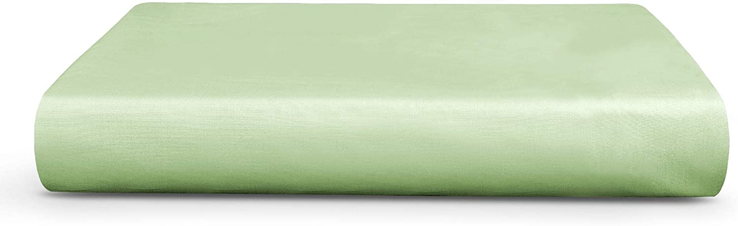 300 Thread Count 100% Cotton Celdon Twin Ranking TOP16 Be super welcome Green Size Sateen Weave