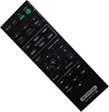 Replacement Remote Control fit for Sony SA-CT260 SA-CT260H 2.1 Channel Surround Sound Bar with Wireless Subwoofer Home Theater System