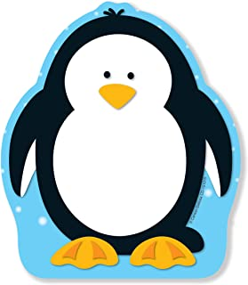Carson Dellosa Education Acid Free Lignin Free Paper Penguin Notepad, 5.5-inch x 6.25-inch, 50 Sheets