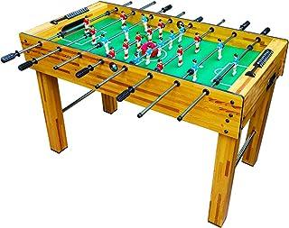 جدول كرة القدم Multiplayer Table Football Game, Easy To Assemble Wooden Soccer Table Game, Table Football For Party And Fa...