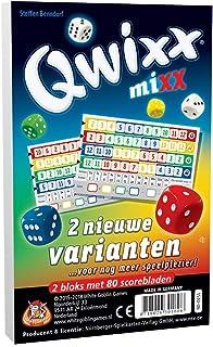 Whitegoblingames WGG1510 Qwixx: Mixx