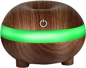 USBAir Aroma Essential Oil Diffuser LED Ultrasonic Aroma Aromatherapy Humidifier