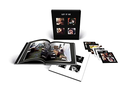 2021 Let It Be high quality Special Edition [Super Deluxe 5 CD/Blu-ray Audio Box new arrival Set outlet sale