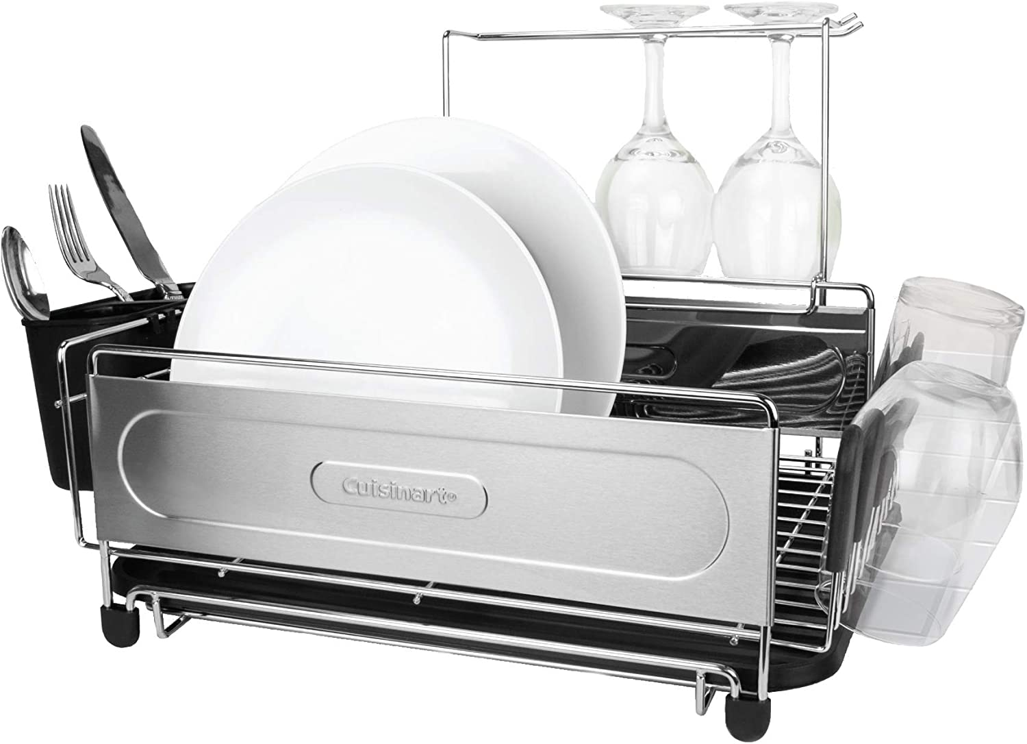 Cuisinart Stainless Steel Dish Drying Limited price sale Outstanding – Wire Rack Includes