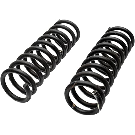ACDelco 45H0017 Professional Front Coil Spring Set