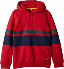 Pullover Striped Sweatshirt (Toddler/Little Kids/Big Kids)
