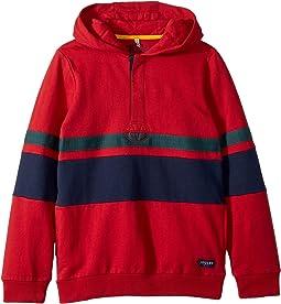 Pullover Striped Sweatshirt (Toddler/Little Kids/Big Kids)