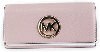 マイケルコース 長財布 フルトン MICHAEL Michael Kors FULTON FLAP CONTINENTAL LEATHER blossom 35F0GFTE1L [並行輸入品]