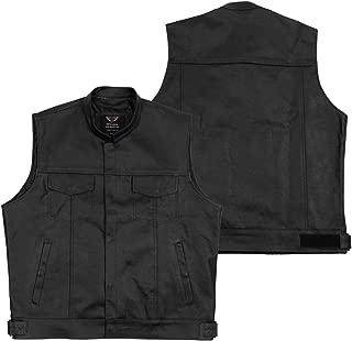 Best fake leather vest Reviews
