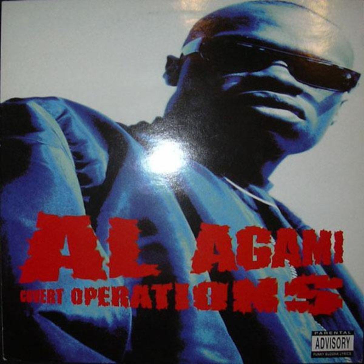 Al Agami – Covert Operations (1995) [FLAC]