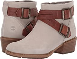 Sutherlin Bay Cross Strap Ankle Boot