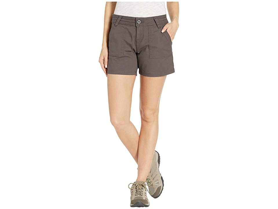 Prana Tess Shorts 5 (Granite) Women