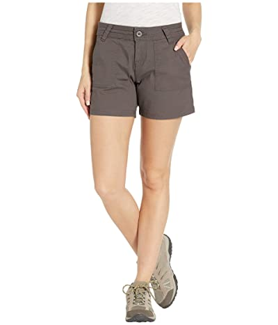 Prana Tess Shorts 5 (Granite) Women