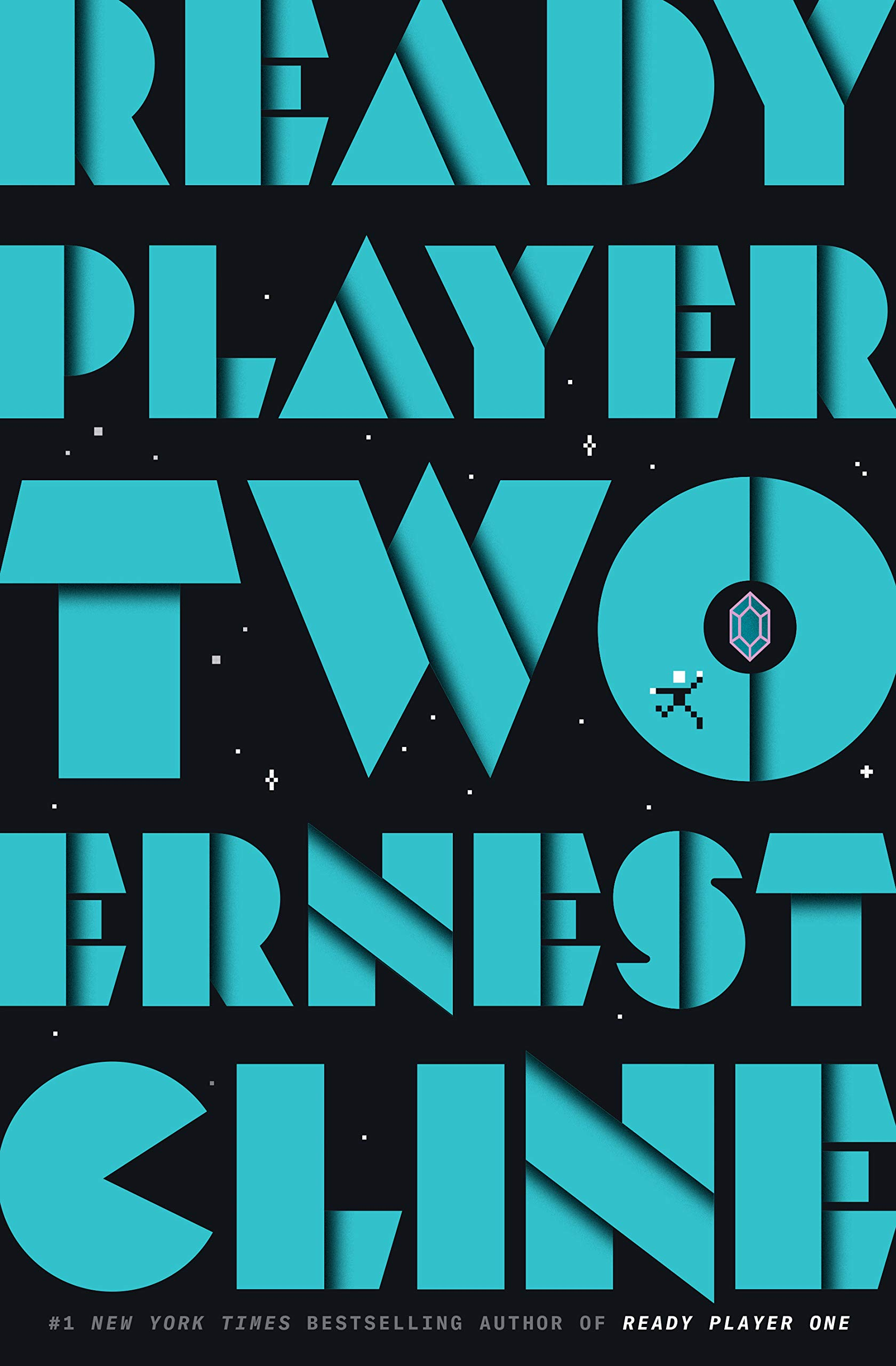 Cover image of Ready Player Two by Ernest Cline